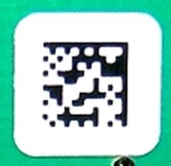 2D DataMatrix Barcode